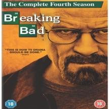Breaking Bad: Season 4 (DVD) | CSLSP
