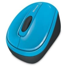 Wireless Mobile Mouse 3500 - Cyanblue - GMF-00272