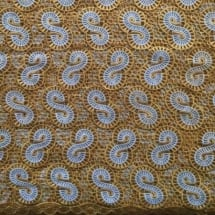 'S' Design Chord Lace   5 Yards