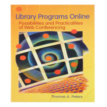 Library Programs Online Possibilities And Practicalities Of Web Conferencing