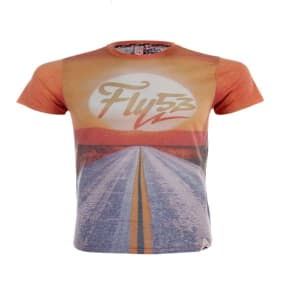 Frontier Fashion T-Shirt | Orange