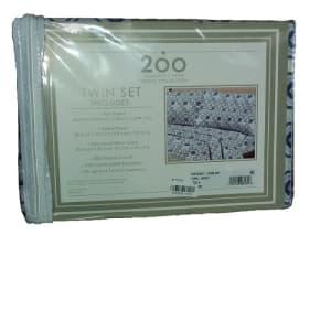 200 Single Ply Yarn Basic Collection Twin Set