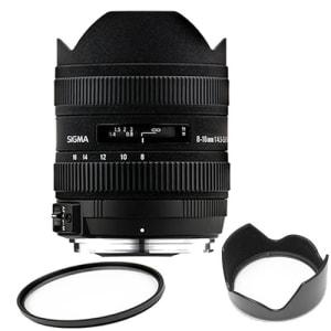 8-16mm f/4.5-5.6 DC HSM Lens