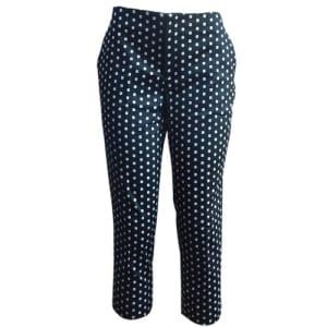 Black & White Polka Dots Pants