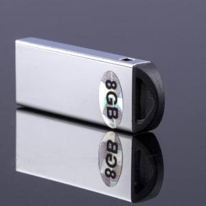 Cool Silver 8GB USB 2.0 Flash Drive U disk