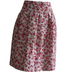 Flowery Flair Skirt