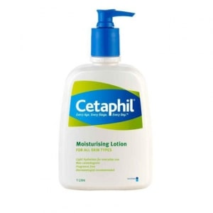 Fragrance Free Moisturizing Lotion