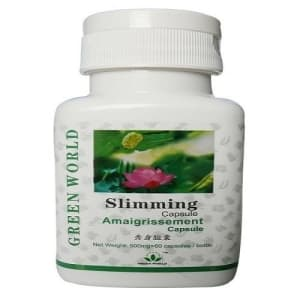 Greenworld Slimming Capsule