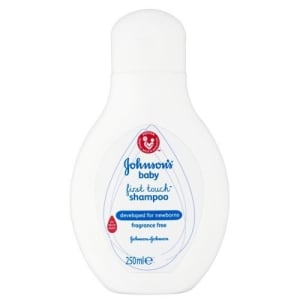 Johnson's Baby First Touch Shampoo - 250ml