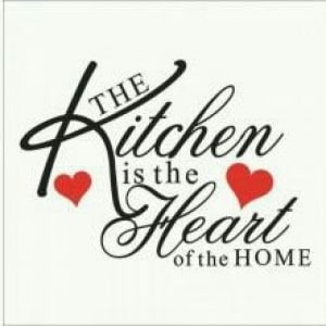 Kitchen Quote Wall Stickers - MX Series