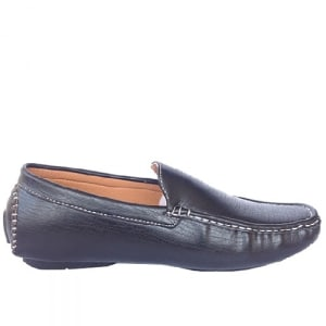 Leather Driving Casual Slip On Loafers