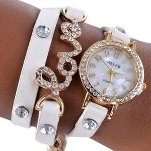Love Designed Adorable Wristwatch