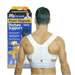 Magnetic Posture Corrector Back Support Belt Pain Relief