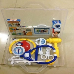 Small Doctor Toy Tool Kit