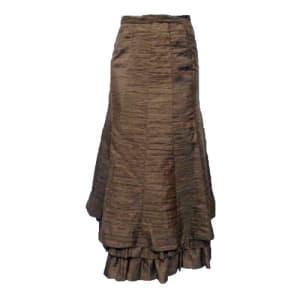 Soraya Maxi Skirt - 1722 - Brown