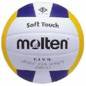 Top Quality Original Molten Volley Ball - Blue