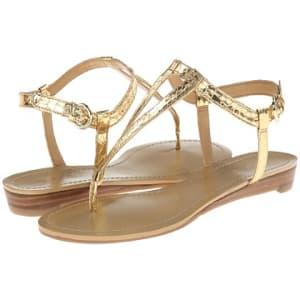 Weightless Sandal | Gold