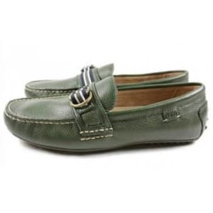 Willem Driving Shoes - Green