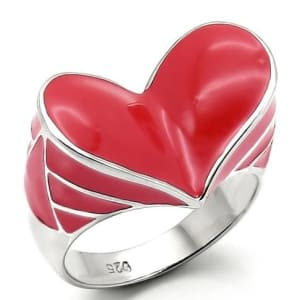 925 Sterling Silver Ring LOS148