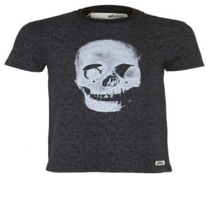 Paisley Print S/S T-Shirt