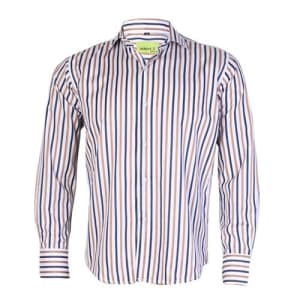 Corporate Long Sleeve Ishirt 5 Check Shirt