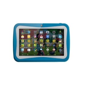 Kids Android 5.1os Tablet PC - Blue