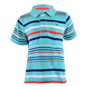 Tommy Hilfiger Short Sleeve Polo For Boys -2years